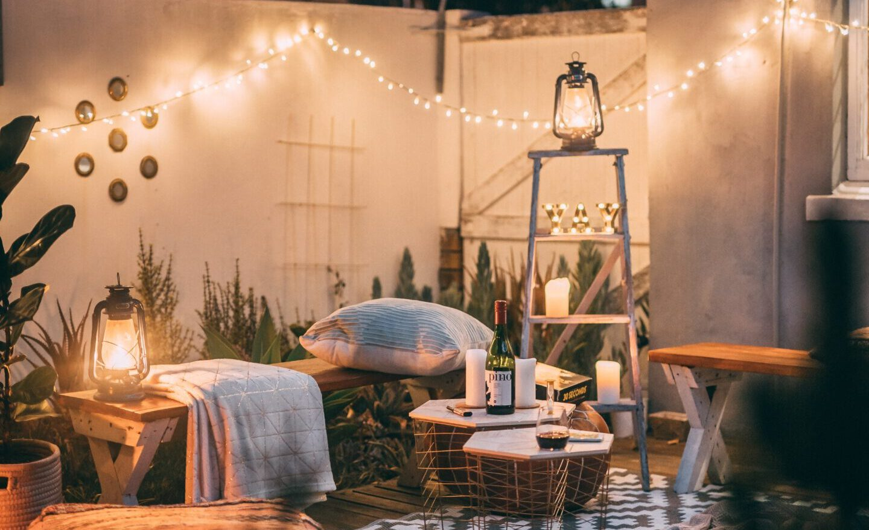 De laatste trends in huis- en tuinverlichting